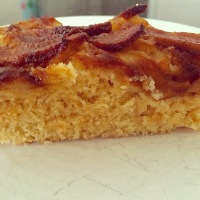 German Apple Cake or Apfelkuchen (vegan friendly)