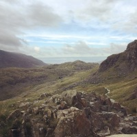 Wales Tour: Mount Snowdon, on a Late Summer's Evening