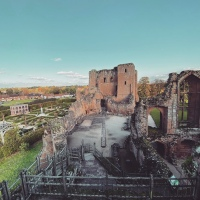 Kenilworth Castle: Following ancient footsteps up to spectacular views