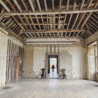 Northampton Tour:  Unwrapping layers of history at Kirby Hall